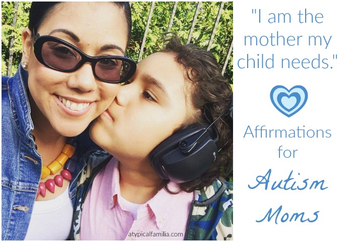 Affirmations for Autism Moms
