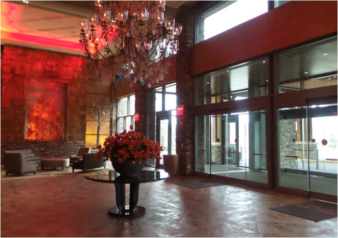 The Lobby Mount Airy Resort Casino