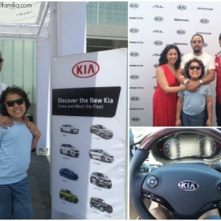 Our Kia Ride and Drive Experience