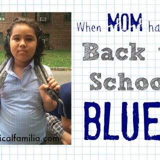 Back-to-School Blues: Autism Mom Life
