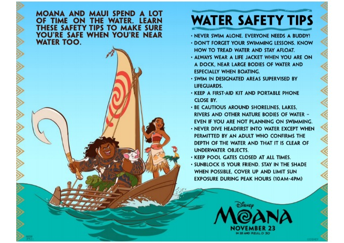 MOANA Coloring Pages Activity Sheets FREE Printables