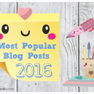 Top 20 Blog Posts: 2016