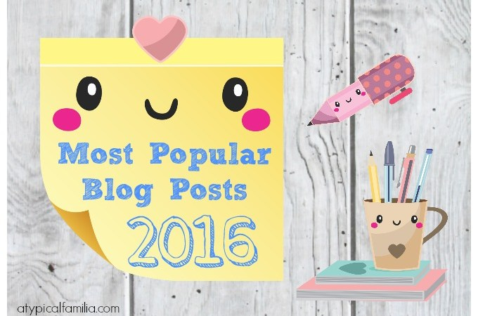 Most Popular Blog Posts of 2016