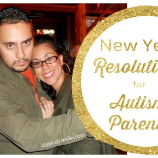 New Year Resolutions for Autism Parents