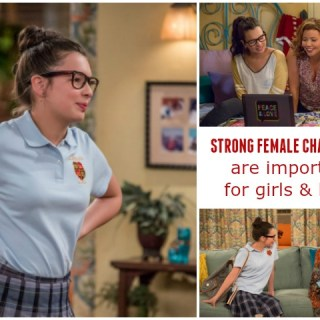 Netflix is Home to Strong Female Characters