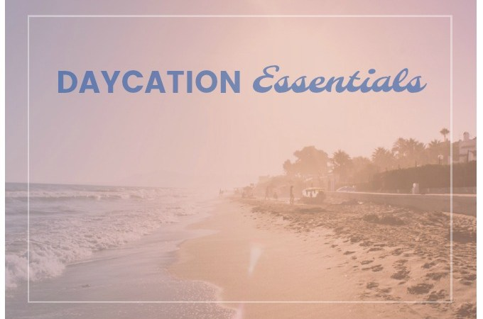 Daycation Beach Day Road Trip Essentials via Atypical Familia by Lisa Quinones-Fontanez