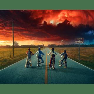 Ready to Return to The Upside Down! Stranger Things Season 2 on Netflix