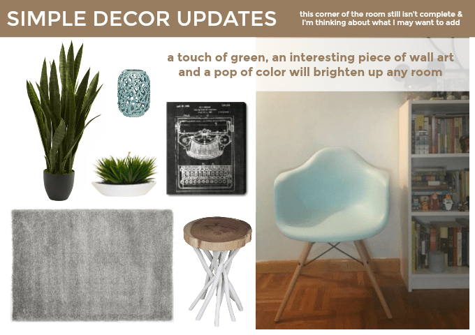 Easy Decor Updates
