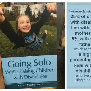 Single Parenting & Raising Children with Disabilities