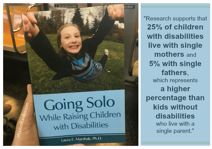 Single parenting & raising children with disabilities via Atypical Familia by Lisa Quinones Fontanez