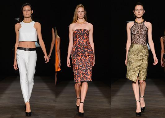 2013 Australia Fashion Week comes to a close