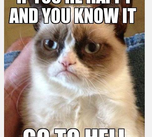 Everyone's favorite grumpy cat gets her own film!