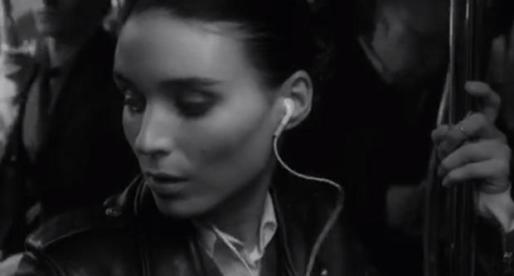 David Fincher directs Rooney Mara in new Calvin Klein ad