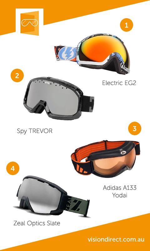 Ski goggles for 2013