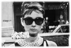 Audrey Hepburn Sunglasses