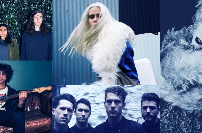 Beat magazine shares their 5 Musicians to Keep an Eye out for this Summer