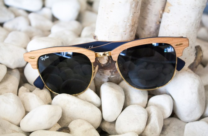 The Ray-Ban Clubmaster Wood: Discover the new Collection