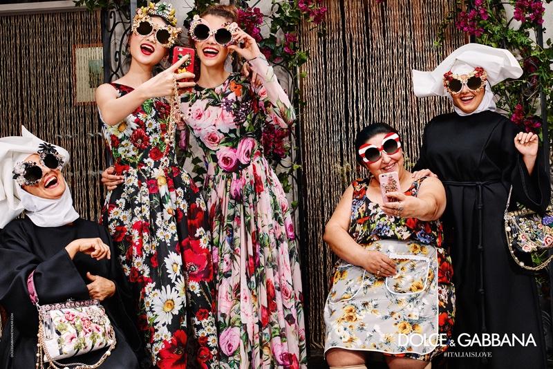 Dolce&Gabbana Mama brocade