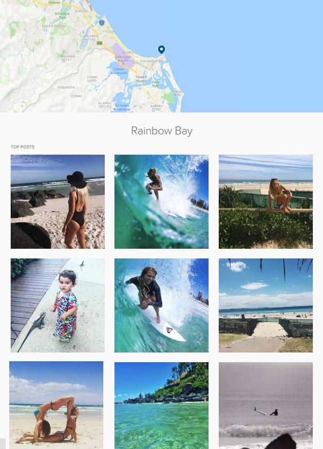rainbow bay