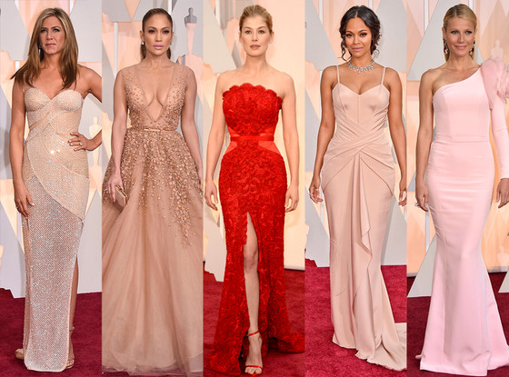 And the Oscar for best dressed goes to… What will the Oscar 2016 Nominettes wear?