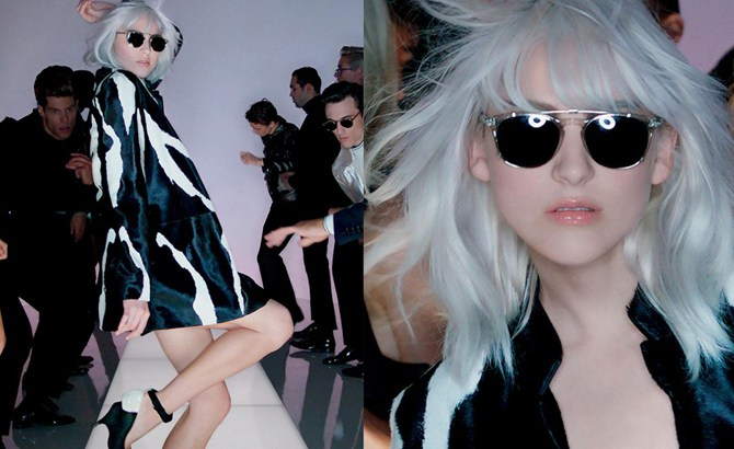 Tom Ford Sunglasses Campaign + Tom Ford FT5401 Clip-on
