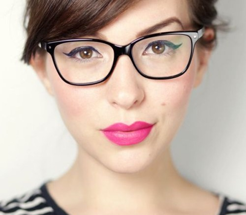 hipster glasses, hipster girl, cute glasses, cat-eye glasses, smartbuyglasses