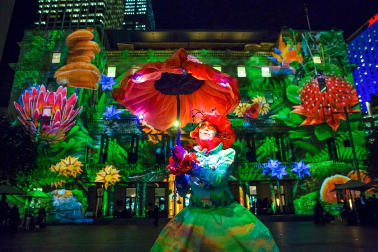 Vivid Light Festival Fashion