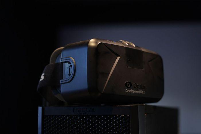 Jumpstart Virtual Reality headset