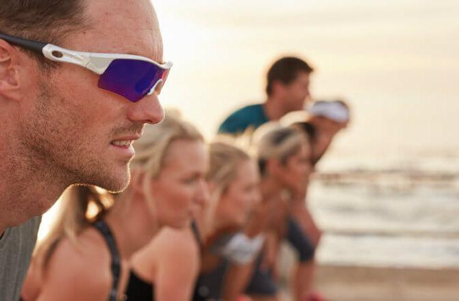 Running Sunglasses: Sprint, Jog or Walk in Style