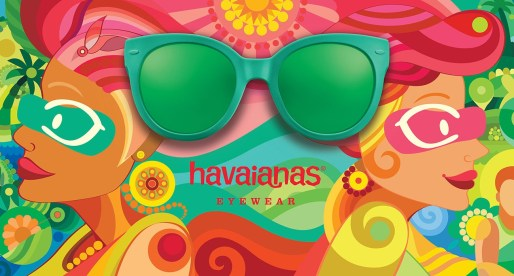 Hot Hot Havaianas: Inaugural Sunglasses Collection Available Feb. 2017