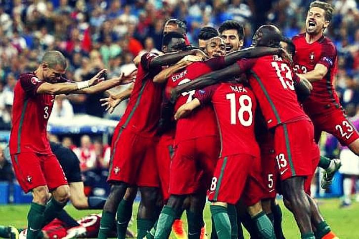 Au café des sports - Euro 2016 Portugal