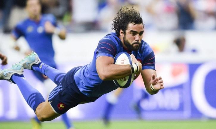 Au Café des Sports - Rugby - XV de France