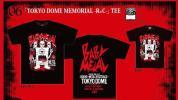 BABYMETAL Tシャツ TOKYO DOME MEMORIAL -RxC- Kids 限定