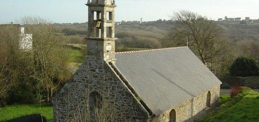 La chapelle saint Tugdual XVIIIème siècle
