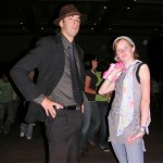 Kevin and Audrey at 2-day SOAR dance