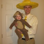 My costume makes so much more sense in context of Cooper's