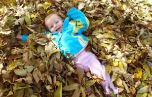 Ellen and Leaves
