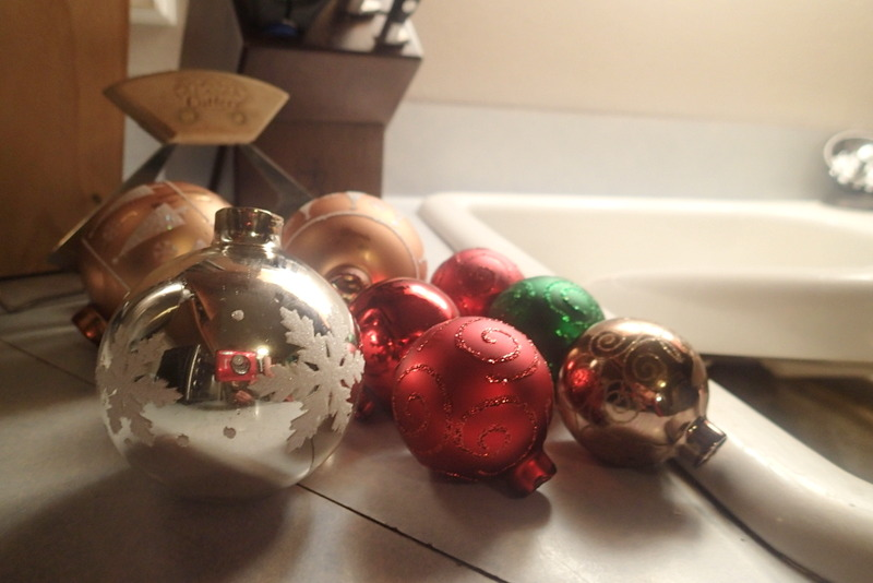 Confiscated ornaments