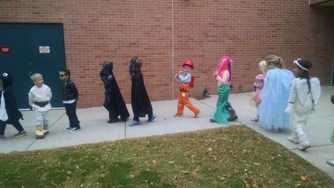 School Parade