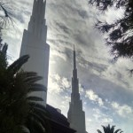 The Las Vegas Temple.