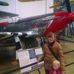 Me and my plane.