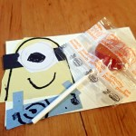 Cooper made these adorable minion Valentine's for all the kids in his class.