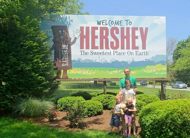 Welcome to Hershey!