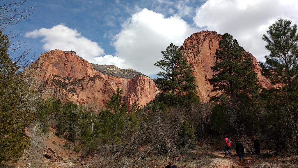 Beautiful canyon.