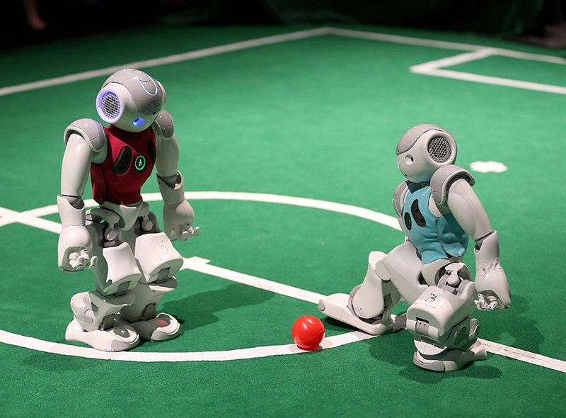 Japonia chce zorganizować olimpiadę dla robotów