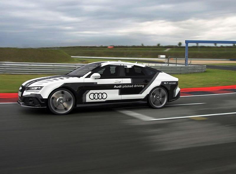 Audi zbudowało najszybszy na świecie autonomiczny samochód