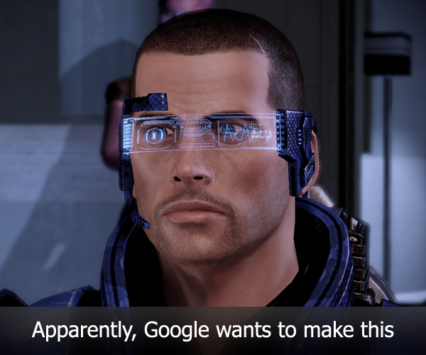Google-planning-on-making-Android-powered-glasses