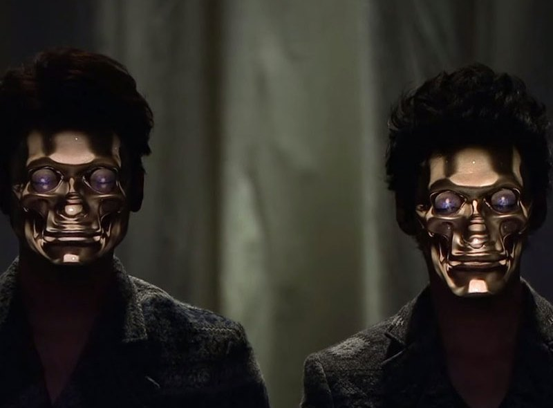 Face Hacking – mapping 3D na twarzy