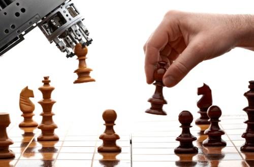 Old Robots iStock_danielschweinert