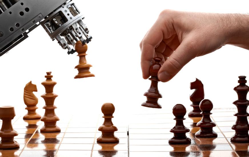 Dlaczego sztuczna inteligencja lubi grać w gry?